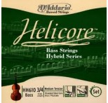 D'Addario Helicore Hybrid String Set