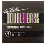 7710N Black Nylon La Bella String Set