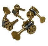 Individual tuning machines USA model (4 piece set)