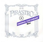 Juego de 4 cuerdas Pirastro Original Flat-Chrome Orquesta medium