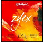 D'addario Zyex String Set (light)