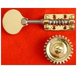 Individual tuning machines french model (4 piece set)