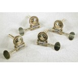Individual tuning machines Baker (4 piece set)