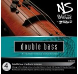 Jeu de 4 cordes D'Addario NS Electric Traditional Bass