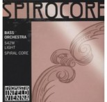 Spirocore Light Bass Set of 4 Strings. Orches
