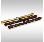 Single case Bogaro & Clemente carbon fiber for German  bow