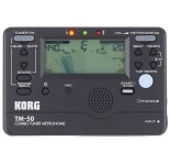Metronome and ChromaticTuner Korg TM 40